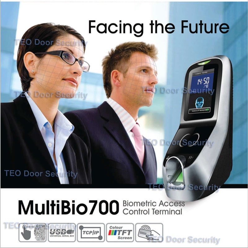 Stores 1500 Faces and 2000 Fingerprint Templates BioEntry iFace Face Recognition Good Performance in Dark Environment Multibio zksoftware iface7 multibio 700 facial