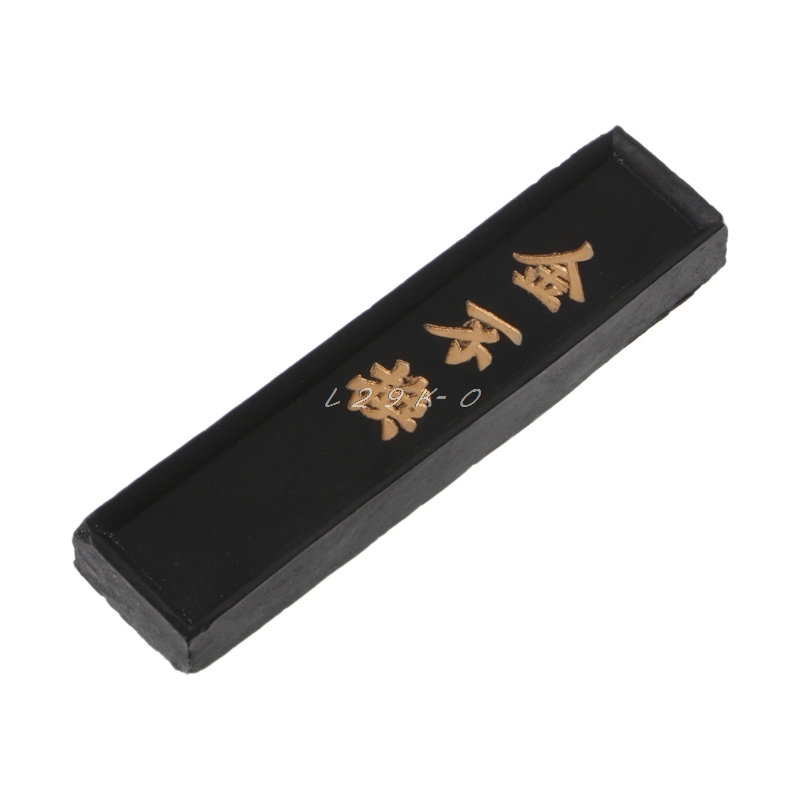 Drawing Writing Ink Stick Block Black For Chinese Japanese Calligraphy