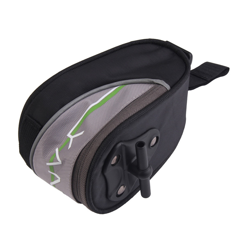 Mini Bike Bicycle Saddle Bag Outdoor Cycling Rear Tail Back Under Seat Pouch Bike Bag bicicleta Bicycle Accessories 16x10x9cm roswheel bicycle bag men women bike rear seat saddle bag crossbody bag for cycling accessories outdoor sport riding backpack