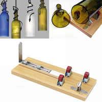 Hot Sale Glass Bottle Cutter Machine Mayitr Wine Bottle Jar Cutter Machine Kit Sculpture For Art