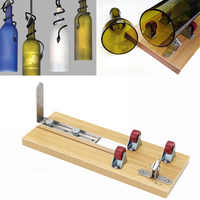 Hot Sale Glass Bottle Cutter Machine Mayitr Wine Bottle Jar Cutter Machine Kit Sculpture For Art