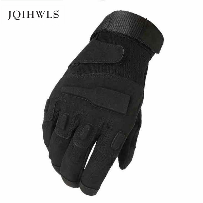 Outdoor Men's Army Gloves Man Full finger gloves Military police Safety Gloves Speed dry Anti-Slippery Tactical Gloves