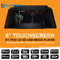 For BMW X5 X6 2007 2015 Touch Screen Car Stereo Radio DVD GPS Navigation Navigator Media Autoradio Central Multimedia Head Unit