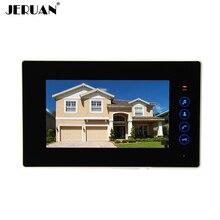 JERUAN 7 inch color  video door phone intercom system only monitor 722B indoor