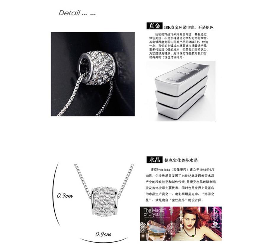 Hot Selling Austri Crystal top Crystal gjerdan dhe vathë të - Bizhuteri të modës - Foto 2