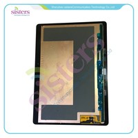 For Samsung Galaxy Tab S 10.5 T800 T805 New Full LCD Display Monitor + Digitizer Touch Panel Screen Glass Lens Assembly