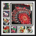 Womens Desigues Scarf Fashion Classic Scarves Female Spain Style