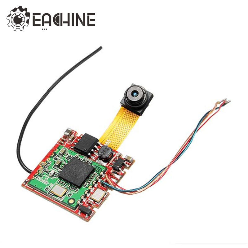 New Arrival Eachine E55 RC Quadcopter Spare Parts 0.3MP Camera WiFi Receiver For RC Model Drone Receiving Board h22 007 receiver board spare part for h22 rc quadcopter