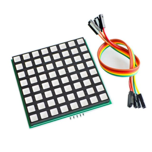 Marvelous Led Full Color Dot Matrix Rgb Led Scherm Board 8 8 Dot Matrix Module Wiring Database Redaterrageneticorg