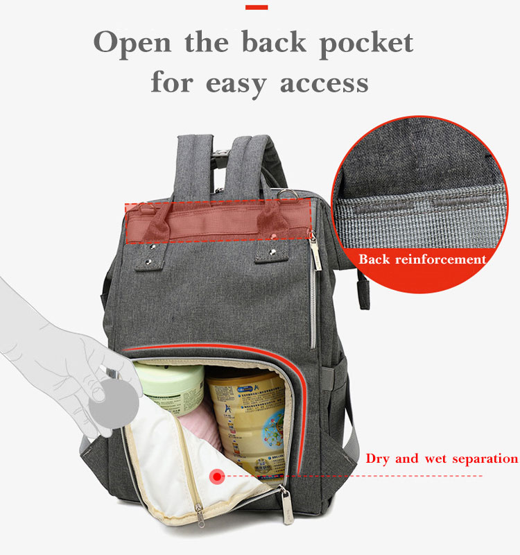 HTB1zHfVelKw3KVjSZFOq6yrDVXag Nappy Backpack Bag Mummy Large Capacity Bag Mom Baby Multi-function Waterproof Outdoor Travel Diaper Bags For Baby Care