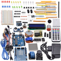 Конечный стартер комплект, включающий ультразвуковой Сенсор, Уно, R3, LCD1602 Экран для Arduino Mega2560 UNO Nano с Пластик коробка