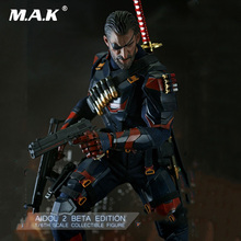 1/6 Collectible Full Set Comic Version Deathstroke AIDOL 2 AIPHA EDITION/BETA EDITION BASE Action Figure Model for Fans Gifts [show z store] nbk devastator tf engineering full set of 6 yellow version transformation action figure