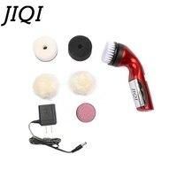 JIQI Household Electric Shoe Polishing Equipment Multifunctional Automatic Portable Mini Shoe Cleaning Machine Dead Skin Removal