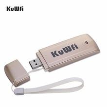 ปลดล็อค 4G LTE USB โมเด็ม 3G/4G Wifi Dongle 100Mbps 4G Wireless WIFI router กับซิมการ์ดสล็อต 4G Router สำหรับ Mac OS Windows
