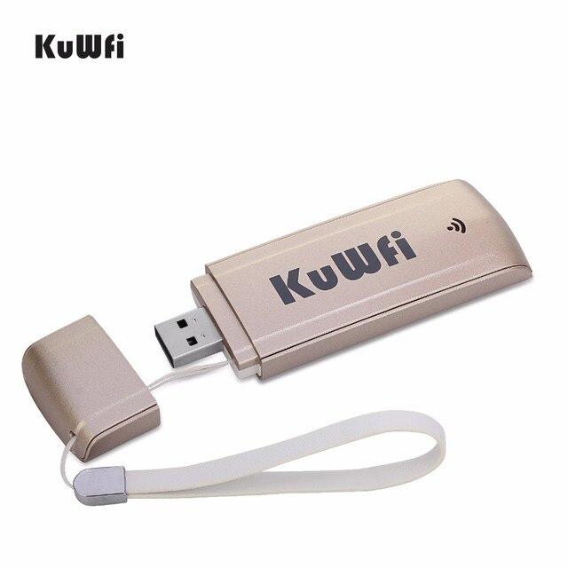 Déverrouiller 4G LTE USB Modem 3G/4G Wifi Dongle 100Mbps 4G voiture sans fil WIFI routeur avec fente pour carte SIM 4G routeur pour Mac OS Windows
