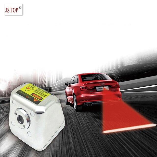 Super Bright Cool Laser Anti Fog Light Auto Indicator Led Lamp 12v Red