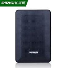 PIRISI 2,5 »внешний жесткий диск USB3.0 SATA Портативный HDD, совместимый с Xbox One/Xbox 360/PS4/Mac/Tablet/PC