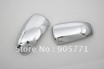 Alta Qualidade Chrome Mirror Cover para BMW X6 frete grátis