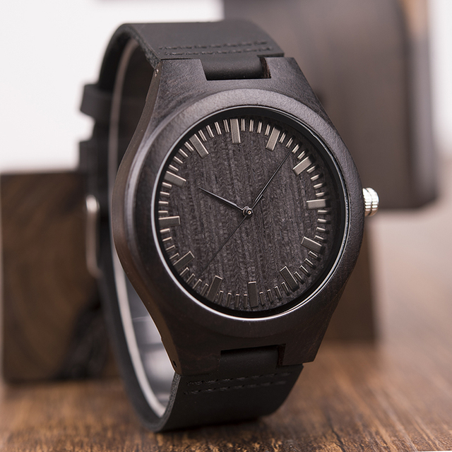 Engraved Wooden Watches For Husband 3