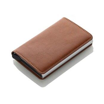 Αντρικό Card Holder Business με σύστημα RFID Αξεσουάρ MSOW