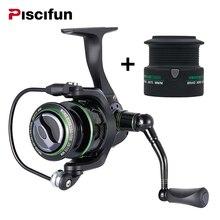 Piscifun 2017 Venom Extra Spool Spinning Reel  Max Drag 12Kg Carbon Drag 10+1 Ball Bearings Sea Boat  Spinning Fishing Reel