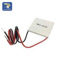 1 Uds TEC1 12715 12V 136,8 W-15,4 V 15A TEC refrigerador termoeléctrico Peltier (TEC1-12715)