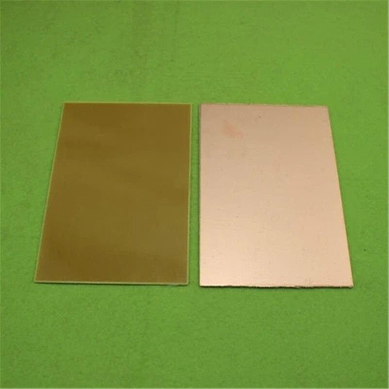 5pcs Lot Single Side Copper Clad Laminate 10x20cm Pcb