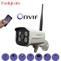 Wireless HD 1 0MP 720P Audio Micro SD TF Card IP Camera Wifi P2P Onvif Alarm