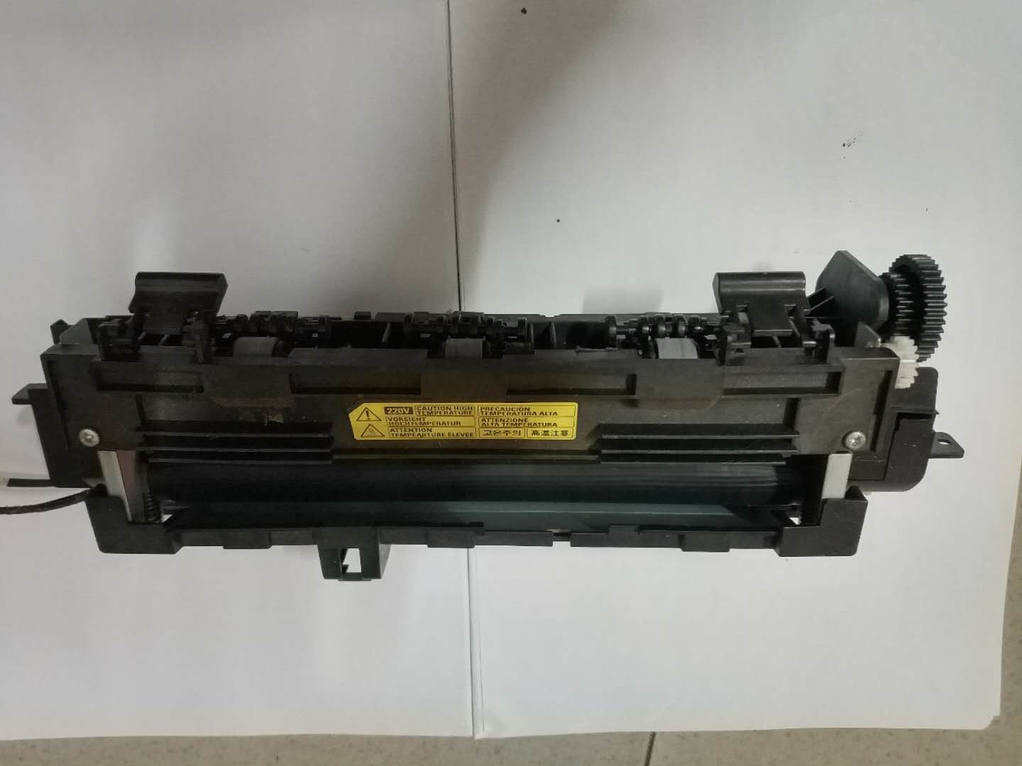 Fuser assembly for Samsung 4521hs 4321ns 4521 4321 for xerox pe220 printerFuser assembly for Samsung 4521hs 4321ns 4521 4321 for xerox pe220 printer