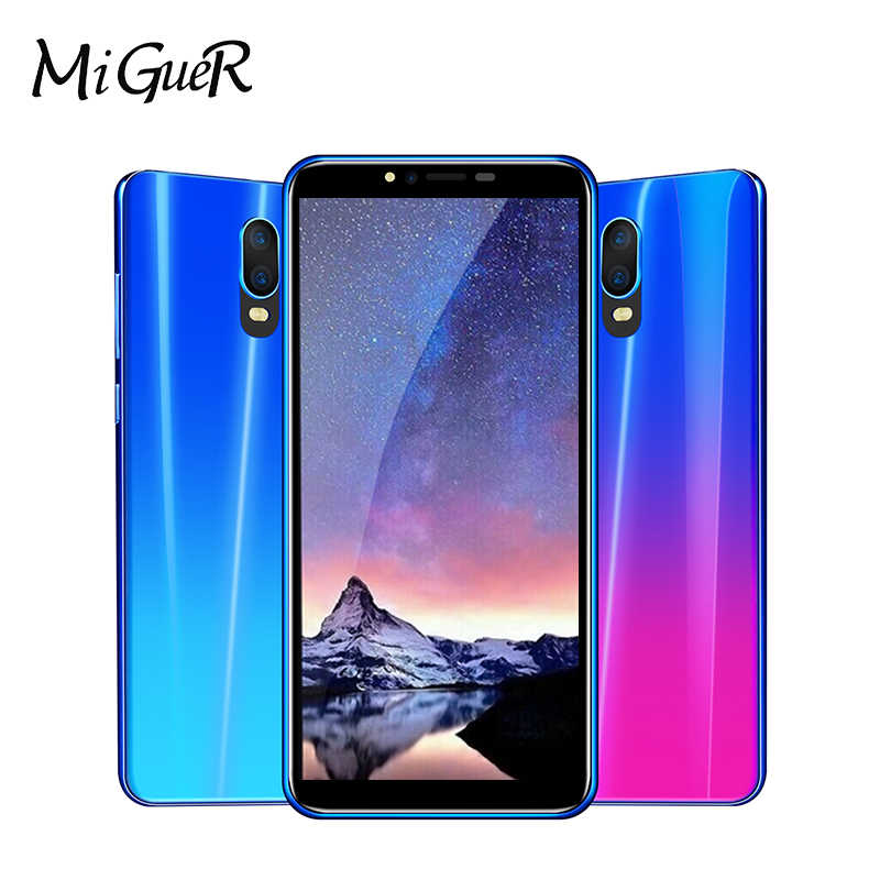 3e85062e9 ... MiGueR R17 5.72 Inch Full Screen Mobile Phone MTK6580 Android 6.0 Quad  Core 1GB RAM 4GB