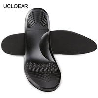 High Quality Gel Insoles Silicone Insoles Foot Care For Plantar Fasciitis Heel Spur Shock Absorption Pad