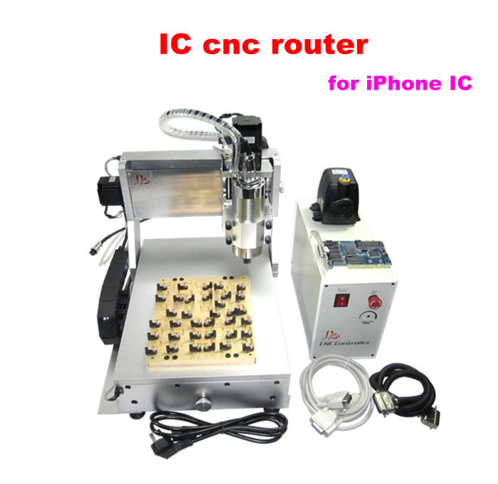LY 3020 IC CNC router for mobilephone IC repair milling engraving machine for mobilephone main board repair eur free tax cnc 6040z frame of engraving and milling machine for diy cnc router