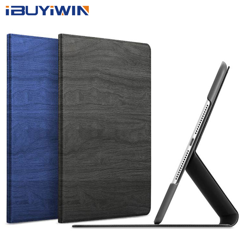 "Case for iPad 9.7"" 2018 2017 6th 5th Generation Case Slim Stand Folio PU Leather Funda Smart Cover for iPad 5 6 Air 1 Air 2 Case"