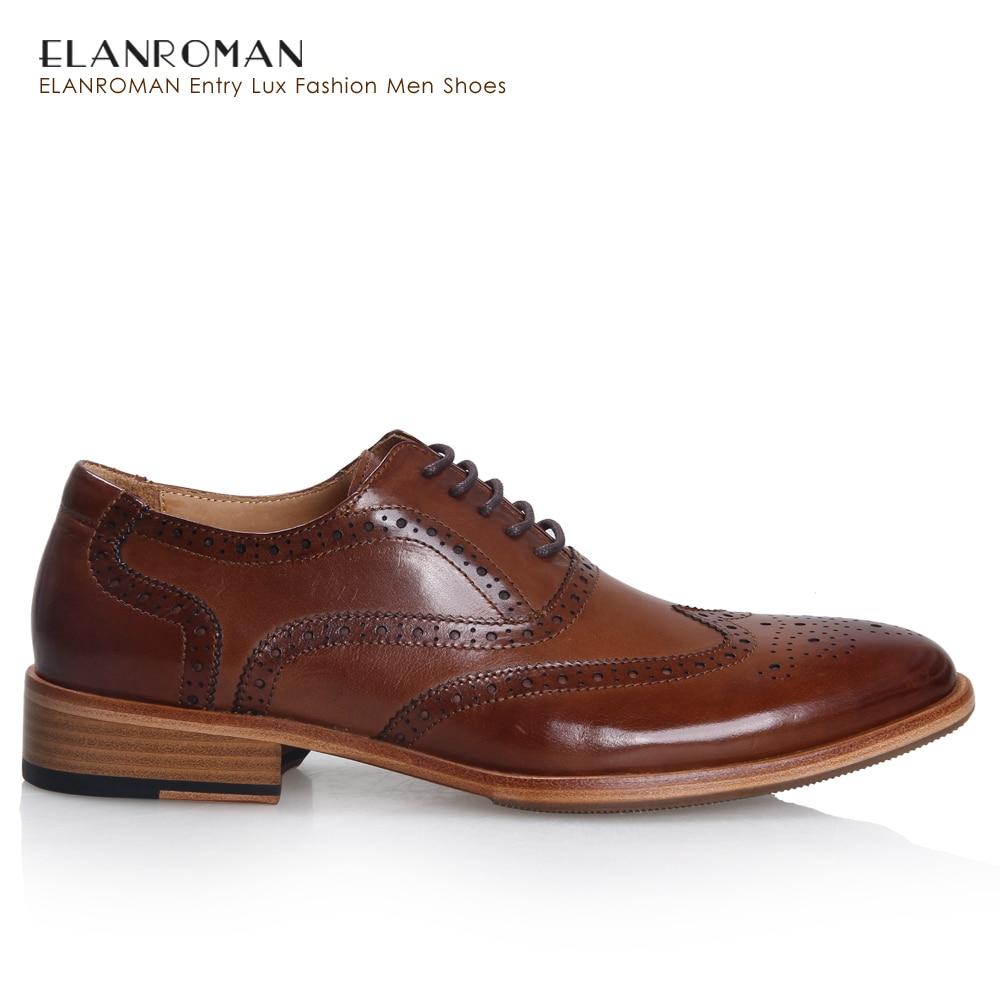 aliexpress buy luxury mens shoe brand elanroman