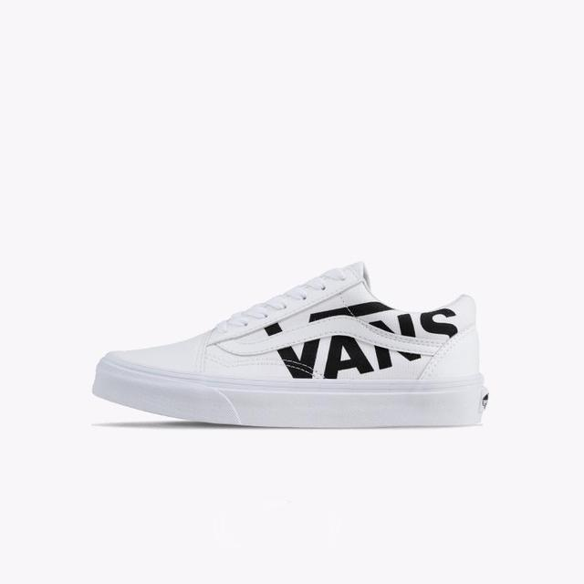 Vans Original Old Skool Non-slip shoes Unisex Classic Low-Top Sneakers  Women s White Brand Sports Shoes Men s Platform Sneakers 947636453227