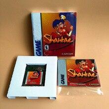 8bit игровая карта: Shantae(коробка+ руководство+ картридж