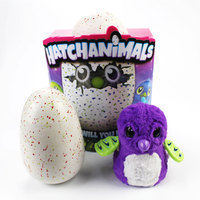 3 Color Electronic Pet Hatching Eggs Interaction Creature Magic Dinosaur Egg Glowing Pet Egg Kids Toys