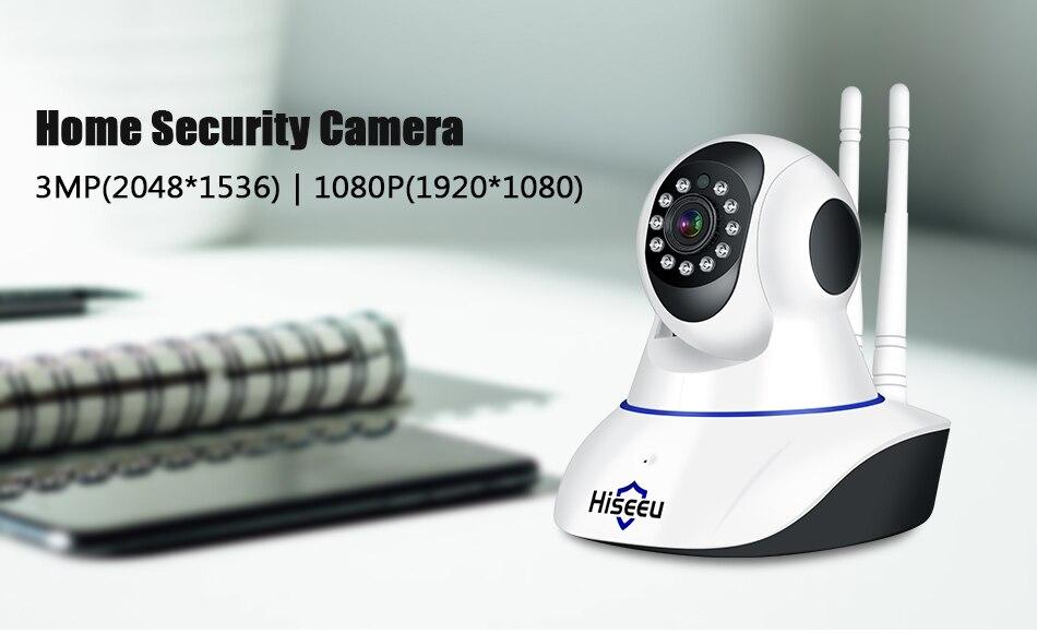 Hiseeu Ultra HD 3MP 1080P Security Camera 6