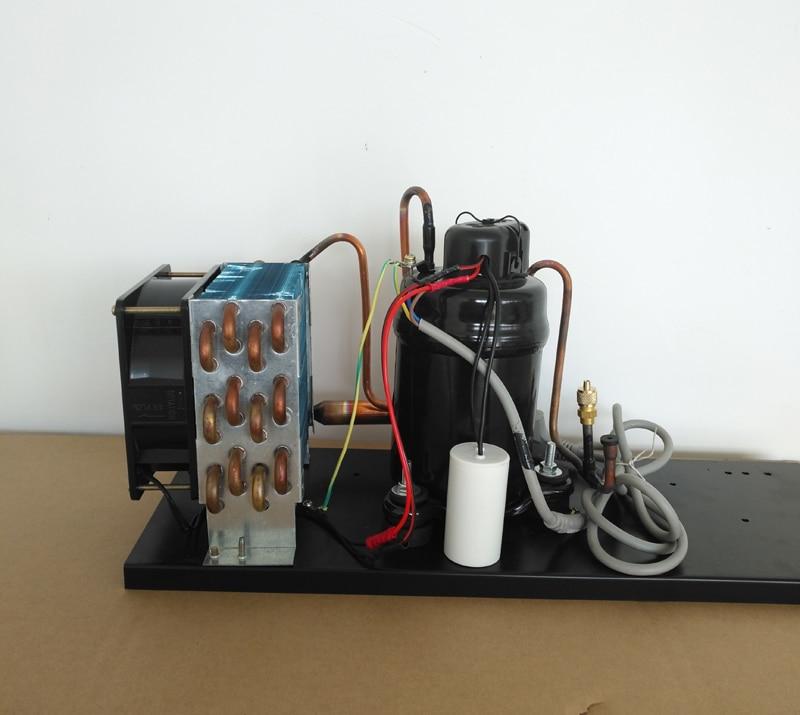 Qx36hc Purswave 1 5hp Air Cooled Compressor Condensing