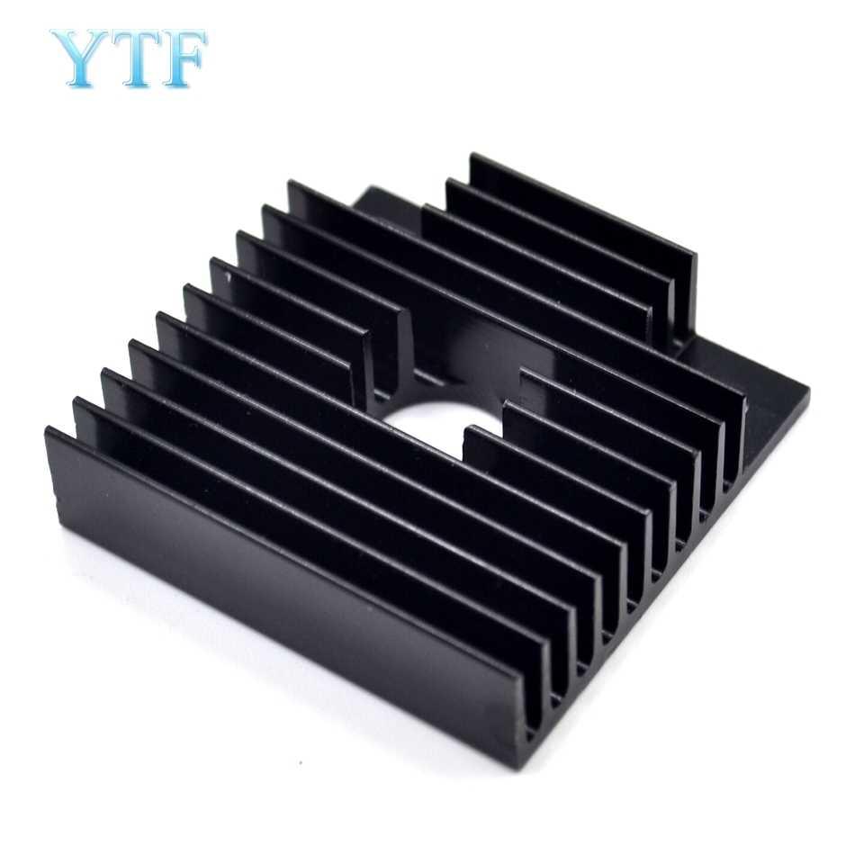الألومنيوم بالوعة حرارة 3D طابعة أجزاء Mk7 MK8 الطارد 40*40*11 مللي متر