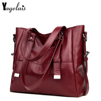 2019 New Fashion High Quality Women Soft Leather Tote Business Ladies Single Shoulder Bags Crossbody Bags Womens Handbags T