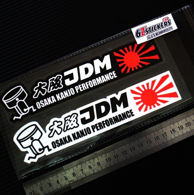 Osaka Jdm Japanese Performance Car Modified Car Stickers