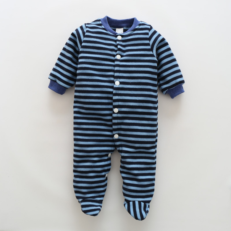 Newborn Baby Rompers Boy Girl Footed Rompers Animal Romper Long Sleeve Fleece Sleep Clothes Pajamas Summer Baby Romper Product new newborn baby girl rompers pajamas long sleeve cotton romper clothes baby jumpsuit for babies animal infant boy girl clothing
