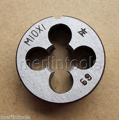 10 мм x 1 Метрическая Левая рука Die M10 x 1.0 мм шаг