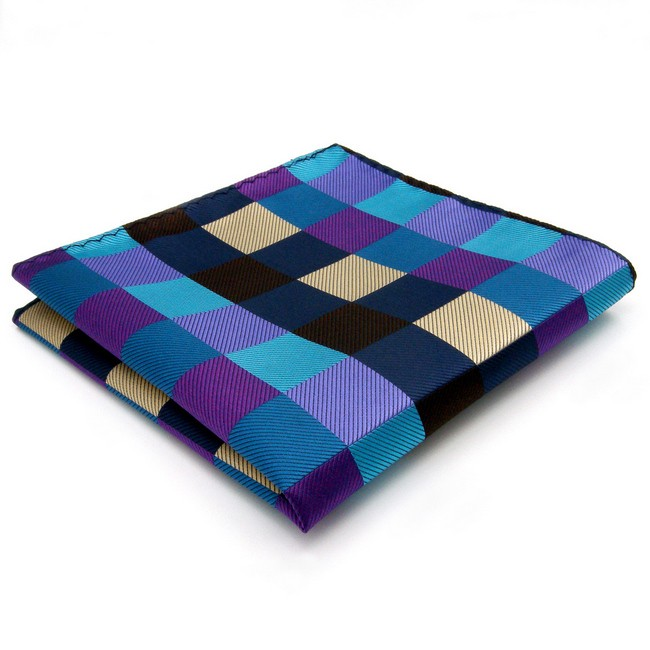 HTB1zHopNpXXXXXgaXXXq6xXFXXX4 - Plaided Squares Pattern Handkerchief