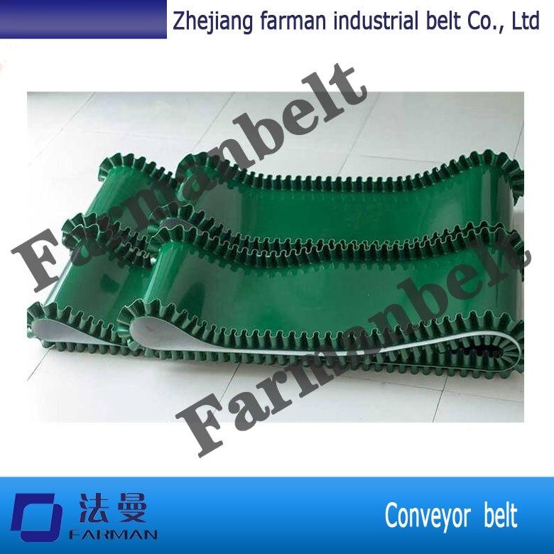 PU conveyor Belt - Flat belt for fitness equipment large angle circular conveyor belt