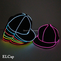 2019 Hot Rave Costume Props LED Neon Light up Products Glowing Product for Party DIY Decoration