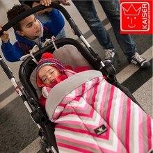 2016 Uyku Tulumu 100% Authentic Europe Brand Fightingbeb Baby Cart Sleeping Bag & Anti Tipi Buggiest Coffee Sleepsack&footmuff