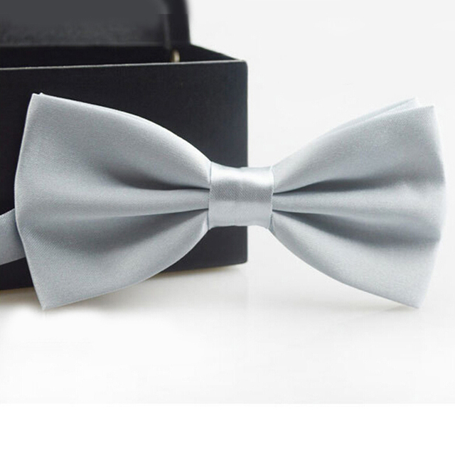 Classic Silky Bowties for Men