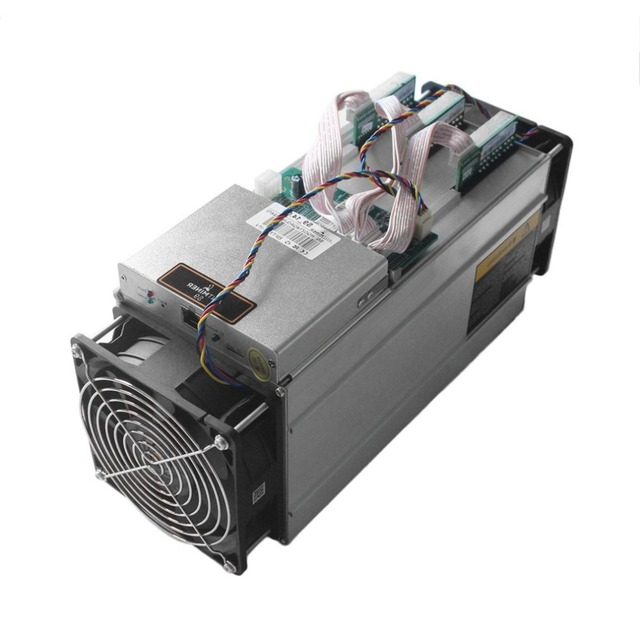 AntMiner S9 14T 14000Gh/s 14th/s Bitmain S9 Bitcoin Miner 16nm 1372W BM1387 Miner + Power supply+ 2*12038 Fans